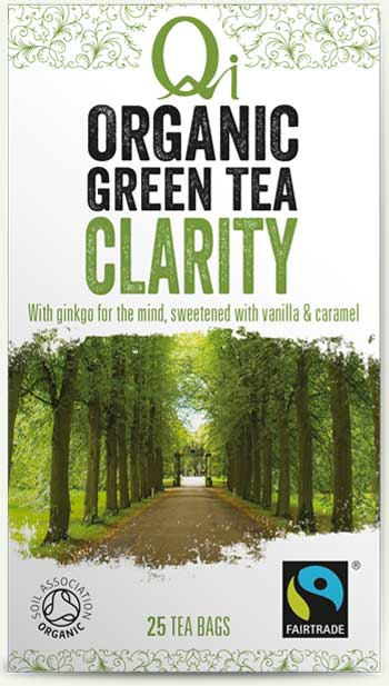 Clarity Green Tea