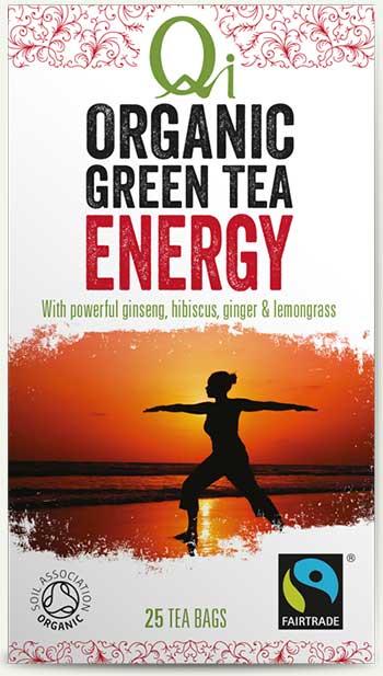 Energy Green Tea